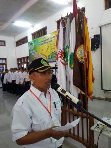 Laporan Ketua Panitia MPLS